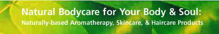 Natural Body Care Banner