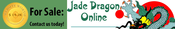 Jade Dragon Online for Sale